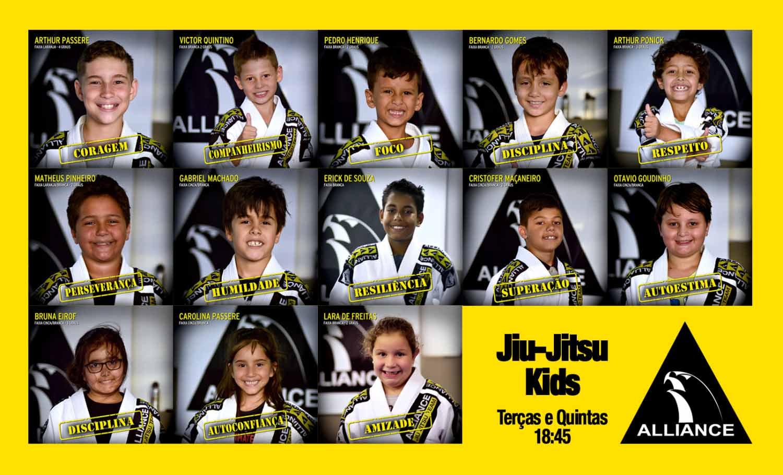 Kids JiuJitsu