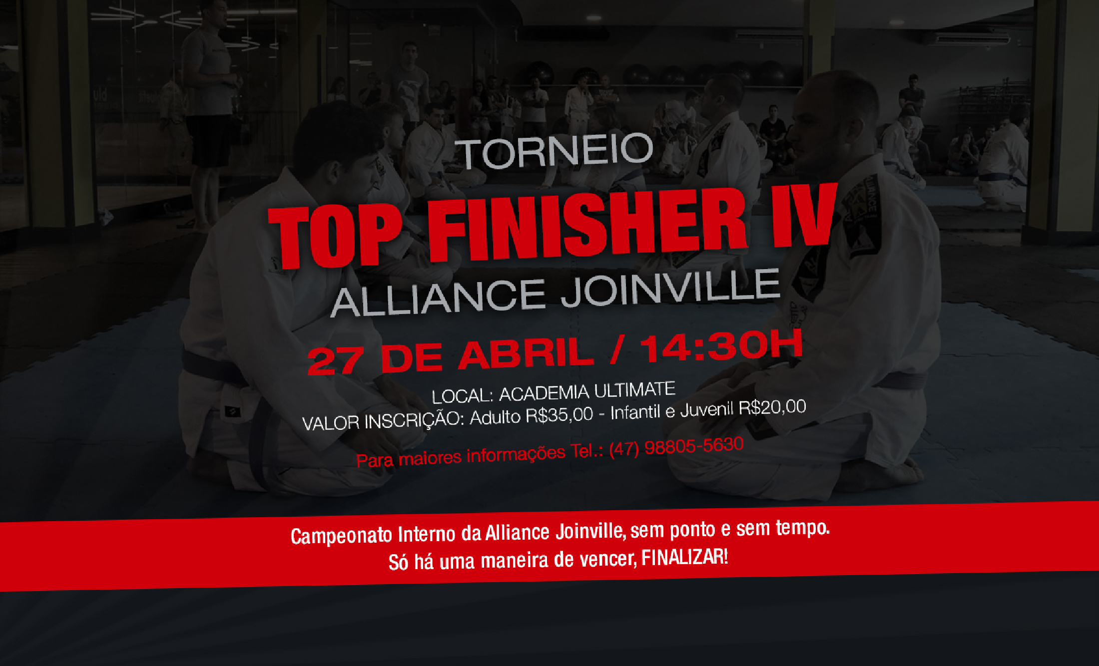 Torneio Top Finisher IV